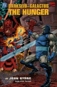Darkseid Vs Galactus the Hunger 1995