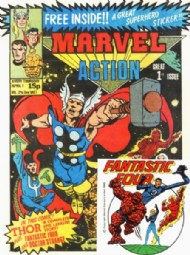 Marvel Action 1981 #1