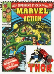 Marvel Action 1981 #2