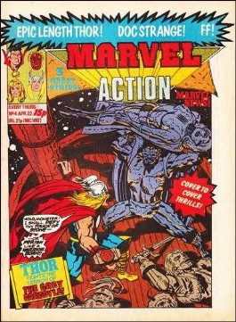 Marvel Action #4