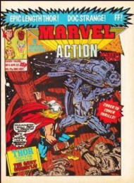 Marvel Action 1981 #4