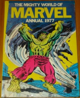 Marvel Annual #1977
