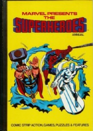 Marvel Presents the Superheroes Annual 1979 - 1981 #1979