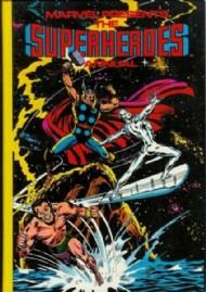 Marvel Presents the Superheroes Annual 1979 - 1981 #1980