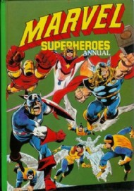 Marvel Presents the Superheroes Annual 1979 - 1981 #1981