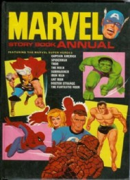 Marvel Storybook Annual 1968 #1968