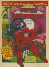 Marvel Super Adventure 1981 #1
