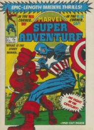 Marvel Super Adventure 1981 #2
