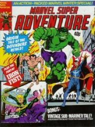 Marvel Super Adventure Winter Special  #1981