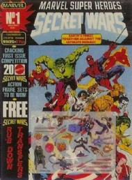 Marvel Super Heroes Secret Wars 1985 - 1987 #1