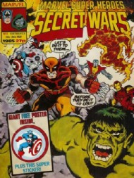 Marvel Super Heroes Secret Wars 1985 - 1987 #2