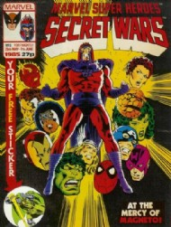 Marvel Super Heroes Secret Wars 1985 - 1987 #3