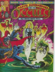 Marvel Superheroes and the Occult 1980