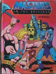 Masters of the Universe Annual 1984 - 1989 #1984