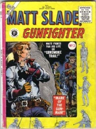 Matt Slade, Gunfighter 1957 - 1958 #2