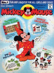 Mickey Mouse 1975 - 1980 #1