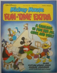 Mickey Mouse Fun Time Extra 1977 - 1979 #1977