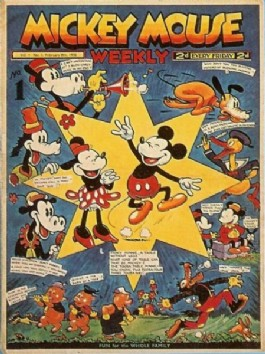 Mickey Mouse Weekly #1