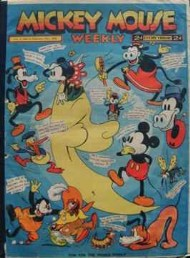 Mickey Mouse Weekly 1936 - 1957 #2