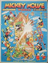 Mickey Mouse Weekly 1936 - 1957 #4