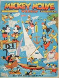 Mickey Mouse Weekly 1936 - 1957 #5