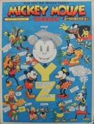 Mickey Mouse Weekly 1936 - 1957 #7