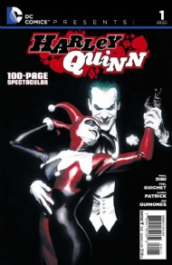 DC Comics Presents: Harley Quinn 2014 #1