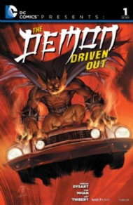 DC Comics Presents: the Demon Driven Out 2014 #1