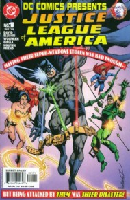 DC Comics Presents:Justice League of America 2004 #1