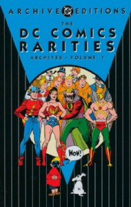 DC Comics Rarities Archives 2004 #1