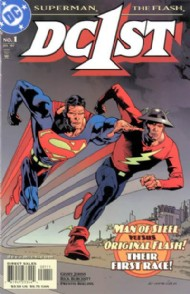DC First:.... 2002 #1