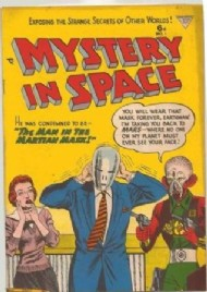 Mystery in Space (1st Series) 1952 - 1954 #1