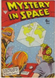 Mystery in Space (1st Series) 1952 - 1954 #2