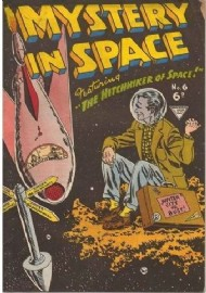 Mystery in Space (1st Series) 1952 - 1954 #6