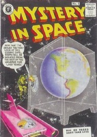 Mystery in Space (2nd Series) 1958 - 1959 #1