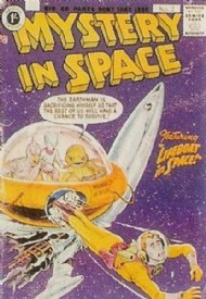 Mystery in Space (2nd Series) 1958 - 1959 #2