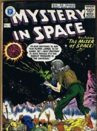 Mystery in Space (2nd Series) 1958 - 1959 #3