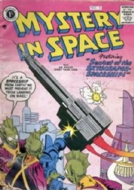 Mystery in Space (2nd Series) 1958 - 1959 #5