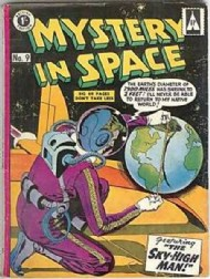Mystery in Space (2nd Series) 1958 - 1959 #9