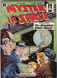 Mystery in Space (2nd Series) 1958 - 1959 #10
