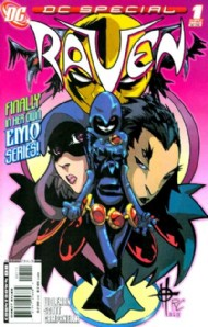 DC Special: Raven 2008 #1