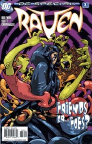 DC Special: Raven 2008 #3