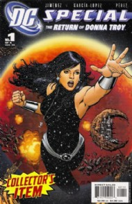 DC Special: the Return of Donna Troy 2005 #1