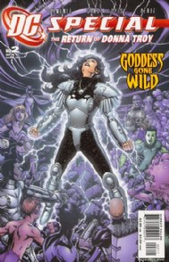 DC Special: the Return of Donna Troy 2005 #2