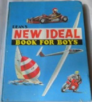New Ideal Book for Boys 1971 #1971