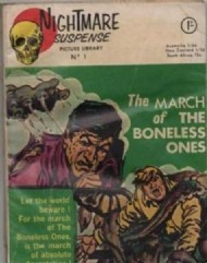 Nightmare Suspense Picture Library 1966 - 1967 #1