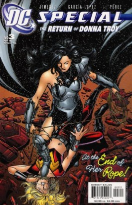 DC Special: the Return of Donna Troy #3