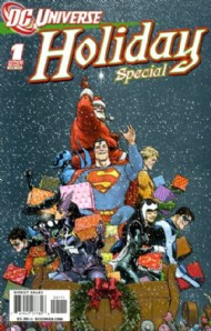 DC Universe Holiday Special 2009 #1