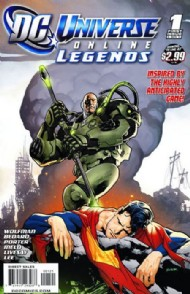 DC Universe Online Legends 2010 - 2012 #1