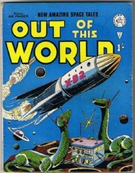 Out of This World (2nd Series) #1